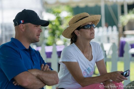 Guy Cambria and Terri Wheeler