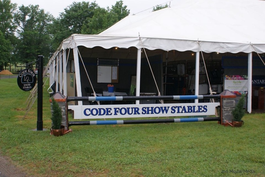 Code Four Show Stables